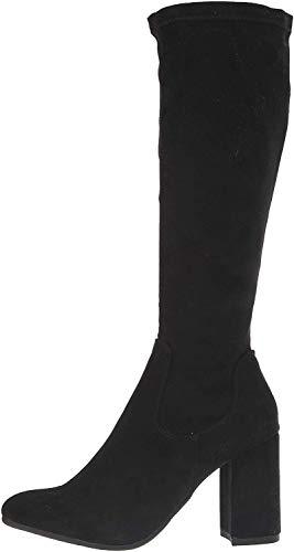ESPRIT Frauen Violetta Geschlossener Zeh Wildleder Fashion Stiefel Grau Groesse 10 US /41.5 EU