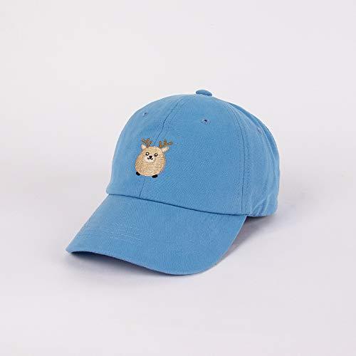 Sombrero para niños Nuevo Animal de Dibujos Animados algodón Coreano niño niña bebé Sombrero pingüino Tendencia Linda Gorra de béisbol