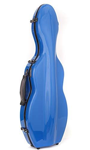 Originale Tonareli Custodia per violino 3/4 - 4/4 VNF1003 Blue – VENDITORE AUTORIZZATO