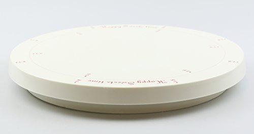 パール金属『EEスイーツPCケーキ回転台(D-4787)』