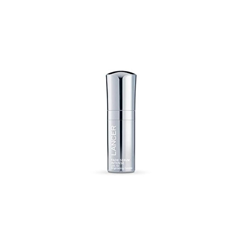 二年生異なる経営者強烈ランサースキンケアフェード血清(30ミリリットル) x4 - Lancer Skincare Fade Serum Intense (30ml) (Pack of 4) [並行輸入品]
