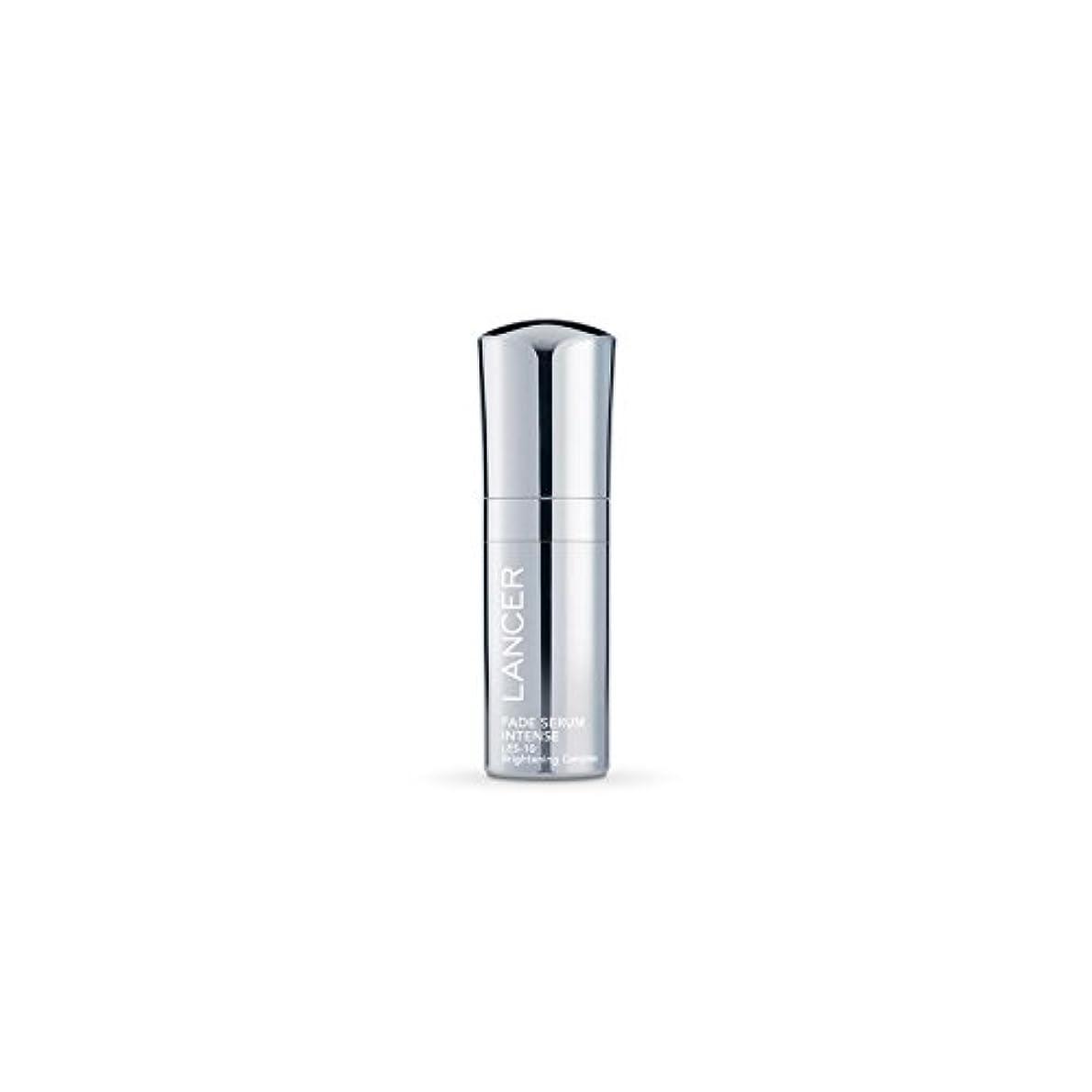 サイクロプスいたずらな万歳強烈ランサースキンケアフェード血清(30ミリリットル) x4 - Lancer Skincare Fade Serum Intense (30ml) (Pack of 4) [並行輸入品]