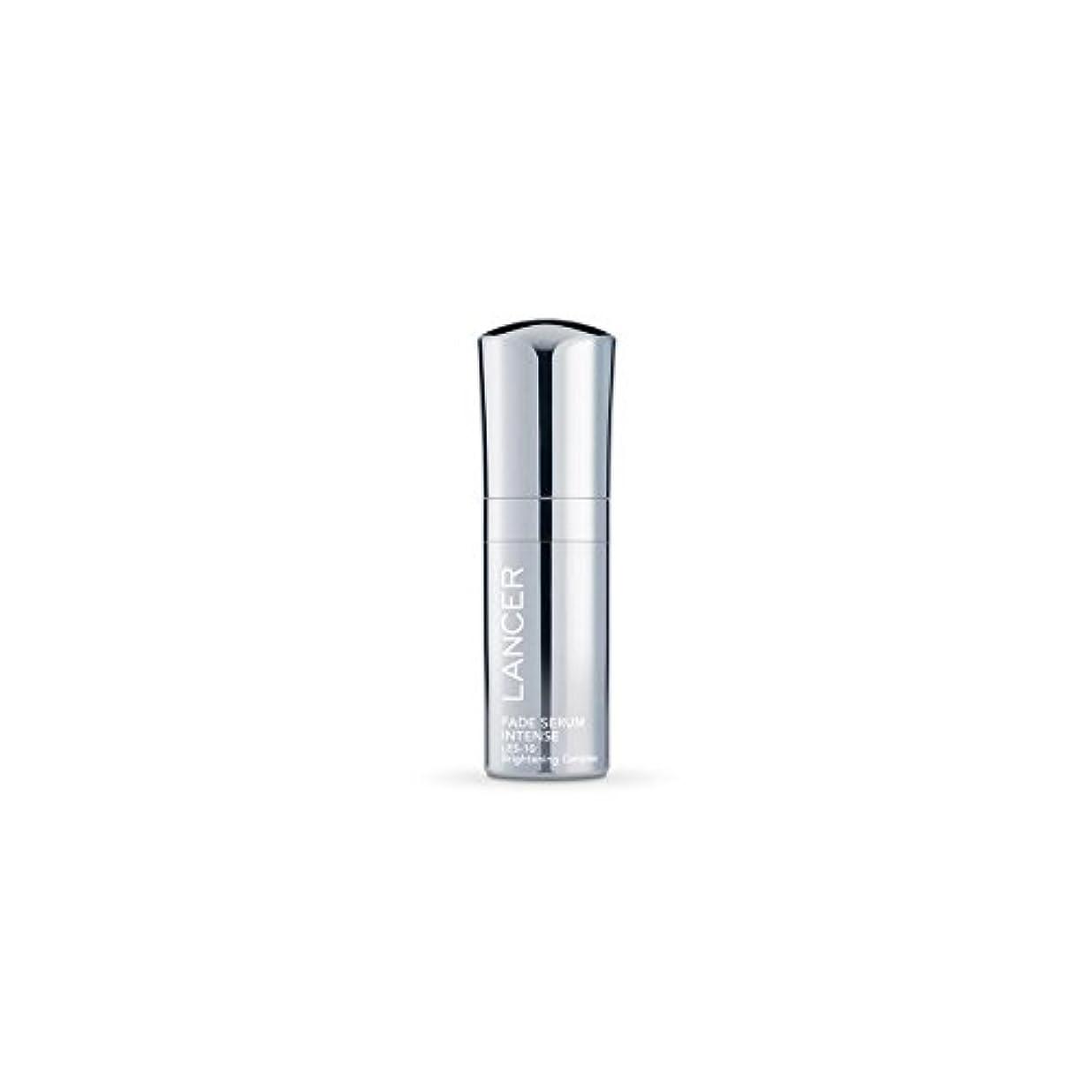 不一致謝罪厳密に強烈ランサースキンケアフェード血清(30ミリリットル) x4 - Lancer Skincare Fade Serum Intense (30ml) (Pack of 4) [並行輸入品]