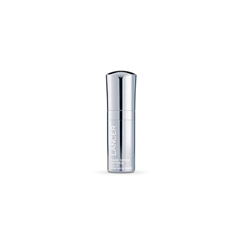 ペネロペ豆アジテーション強烈ランサースキンケアフェード血清(30ミリリットル) x2 - Lancer Skincare Fade Serum Intense (30ml) (Pack of 2) [並行輸入品]