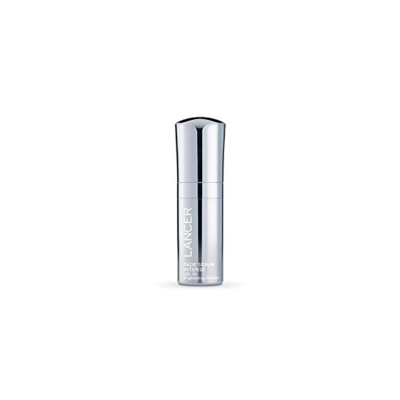 予備極めて重要なストラップ強烈ランサースキンケアフェード血清(30ミリリットル) x2 - Lancer Skincare Fade Serum Intense (30ml) (Pack of 2) [並行輸入品]