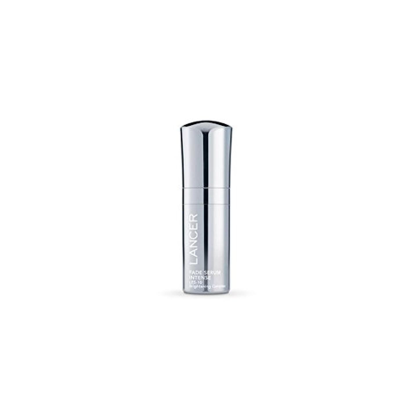 細部ダメージ予約Lancer Skincare Fade Serum Intense (30ml) - 強烈ランサースキンケアフェード血清(30ミリリットル) [並行輸入品]