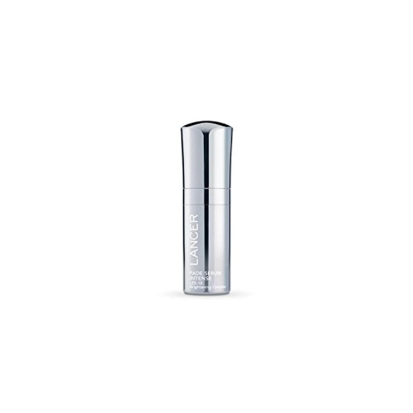 グラス図落胆した強烈ランサースキンケアフェード血清(30ミリリットル) x2 - Lancer Skincare Fade Serum Intense (30ml) (Pack of 2) [並行輸入品]