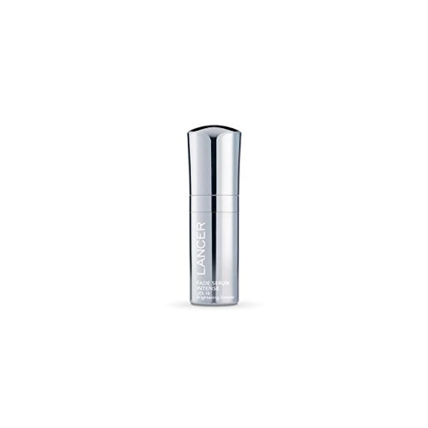 ハグメカニック運ぶ強烈ランサースキンケアフェード血清(30ミリリットル) x4 - Lancer Skincare Fade Serum Intense (30ml) (Pack of 4) [並行輸入品]