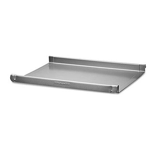 KitchenAid Backblech, Stahl, Silber, 38x27x2.5 cm