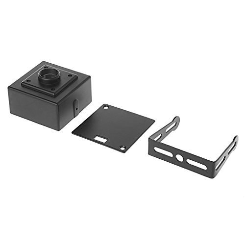 JIACUO CCTV Metal Mini Box Camera Behuizing Case Voor Sony Ccd 38x38 AHD 1080P IP Cam PCB