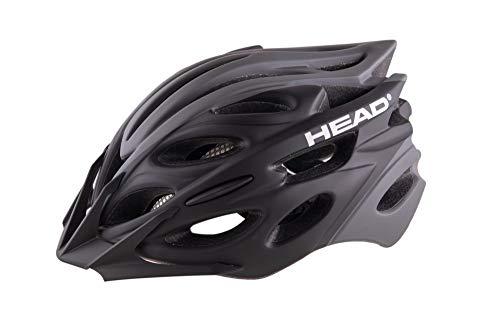 Head Bike Casque VTT W07 in-Mould, vélo Mixte Adulte, Gris, L