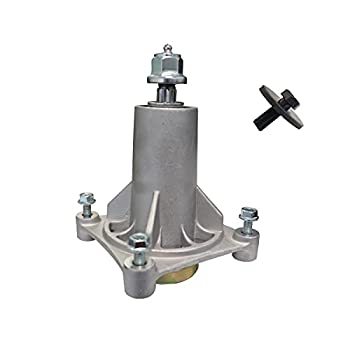 WELOVEHOME Spindle Assembly Replaces Ariens 21546238 21546299  Husqvarna 532187281 532187292  AYP 187292 192870  Oregon 82-026  Rotary 11590  Stens 285-585