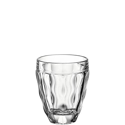 LEONARDO HOME WH Brindisi - Vaso (270 ml, 6 unidades), Cristal