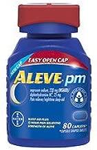Aleve PM Easy Open Cap, 80 ea - 2pc