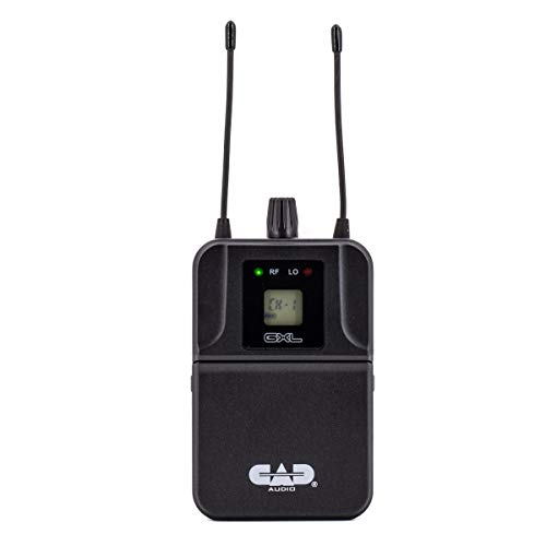 CAD GXLIEMWirelessIn Ear Monitor System - BodyPack only