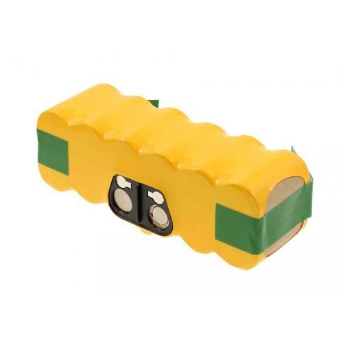 Batteria per Aspirapolvere iRobot Roomba 580, 3300mAh/47Wh, 14,4V, NiMH