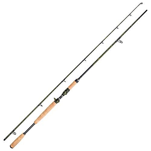 Westin W8 Powercast-T XHH 2,33m 25-100g - Spinnrute zum Spinnfischen auf Hechte & Zander, Hechtrute zum Spinnangeln, Swimbaitrute
