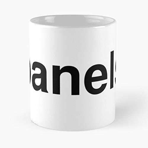 MISSGUIDED Trends Panels Twitter Word Text Typography Trend Die Beste 11oz weiße Keramikkaffeetasse