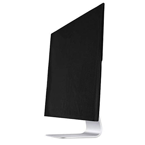 TXEsign Premium Protective Dust Screen Cover Sleeve with Inner Soft Lining Compatible with iMac 27 inch Slim A1862/ A1312/ A1419 (27 Inch, Black)