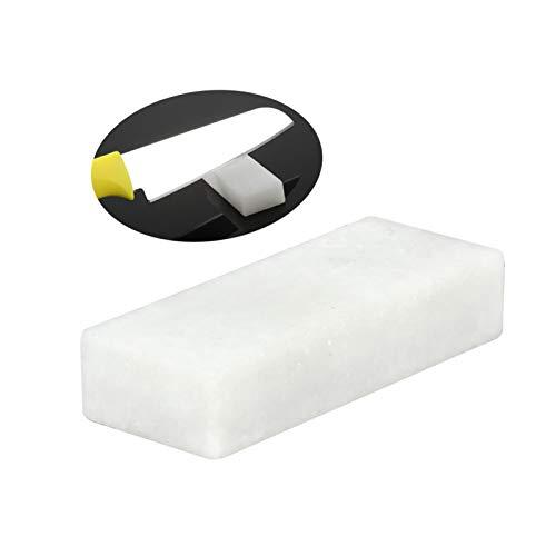 Clasken Piedra de afilar Doble de Grano 10000 2.0 * 0.8 * 0.4 Pulgadas, Piedra de afilar, afilador, Herramientas de Cocina para Tijeras, Piedra de afilar para el hogar, afilar Cuchillos de Cocina