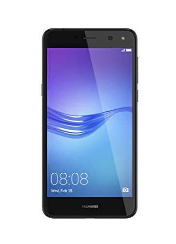 "Huawei Y6 2017 SIM Doble 4G 2GB Gris - Smartphone (12,7 cm (5""), 1280 x 720 Pixeles, Plana, Multi-Touch, Capacitiva, 1,4 GHz)"