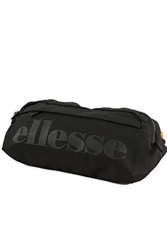 ellesse Tasche SAAC1020 Bergamo, Schwarz, Schwarz - Schwarz - Größe: 3