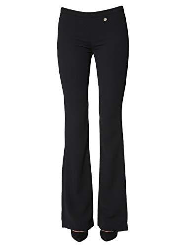 Versace Luxury Fashion Collection Damen G34089G601411G1008 Schwarz Polyester Hose | Frühling Sommer 20