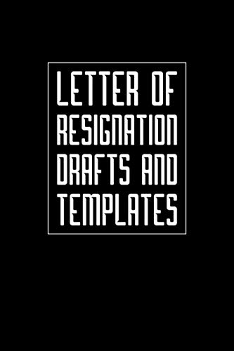 Letter of resignation drafts and templates: Funny Gag Gift Composition Notebook College Ruled or Co-workers (Funny Office Notebooks).diary to keep ... notes,high note planner,grocery list notepad