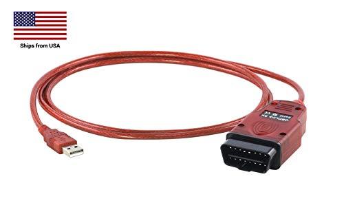 OBDLink SX 425801 ScanTool USB: Professionelles OBD-II Scan Tool für Windows