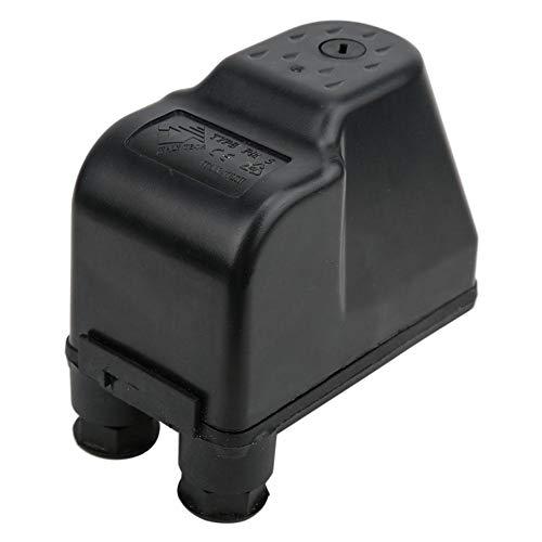Waterpompschakelaar, 1-5 Bar automatische drukpomp Drukschakelaar, 250V/10A-MAX Waterdichte waterstroomschakelaar voor put, zwembad, watertoren