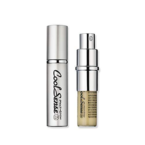 Cool Sense Oral Spray - Green Propolis Bad Breath Freshener Mist 0.34 oz (10ml), 2 Pack