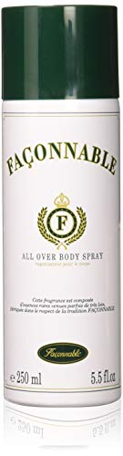 Faconnable by Body Spray 5.5 oz / 163 ML (Men)