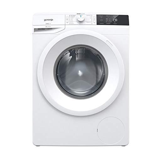 Gorenje WE 843 P Waschmaschine/Weiß/A+++/8 kg/Automatikprogramm/Schnellwaschprogramm/Energiesparmodus