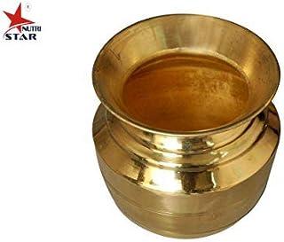 Nutristar Pure Brass Lota Water Capacity = 300 ml