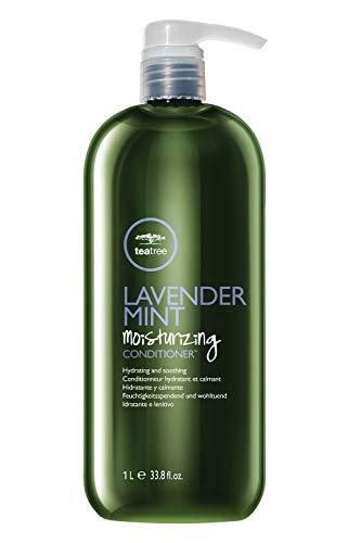 Tea Tree Lavender Mint Moisturizing Conditioner, For Coarse Dry Hair