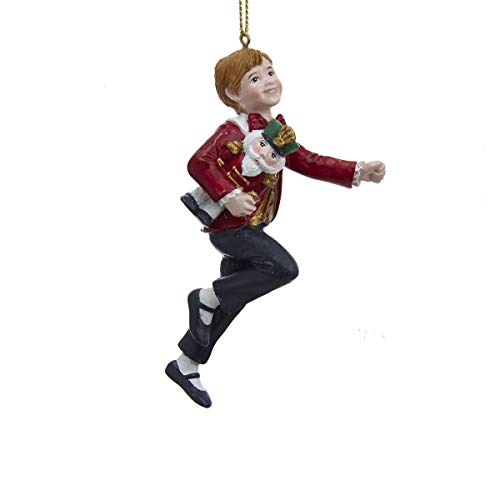 Kurt Adler Nutcracker Fritz Resin Ornament