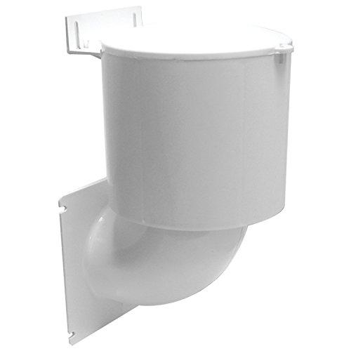"Lambro 289W Dryer Vent Seal, 4"""