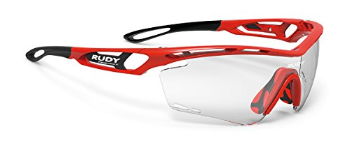 Rudy Project Tralyx Brille fire red Gloss - impactx photochromic 2 Black 2020 Fahrradbrille