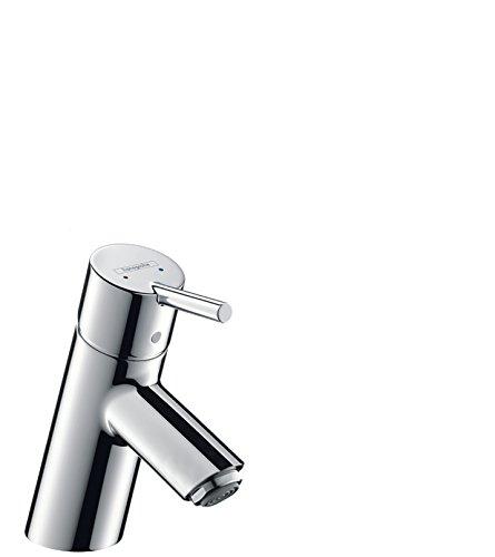 hansgrohe Wasserhahn Talis S (Armatur mit Auslauf Höhe 70mm ohne Ablaufgarnitur) Chrom