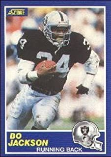 1989 score bo jackson