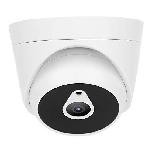 Telecamera di sicurezza AHD 1080P, telecamera analogica coassiale 5MP, telecamera dome wireless, telecamera di sicurezza impermeabile IP66, visione notturna e rilevamento del movimento(EU)