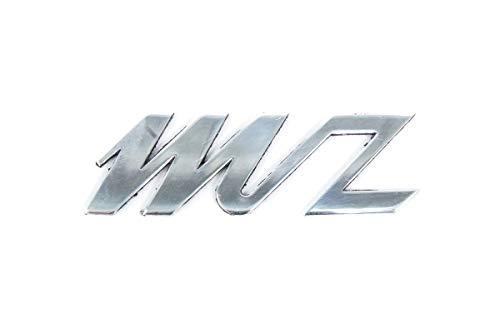 Orginal Emblem, Buchstaben