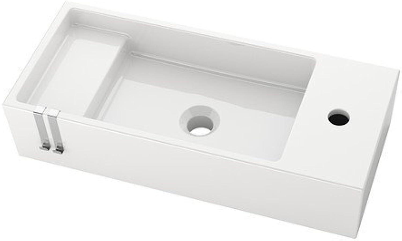 IKEA LILLNGEN Waschbecken in wei; (60x27x14cm)