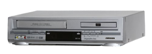 Great Price! Sansui VRDVD4100 4-Head Hi-Fi Stereo DVD Player VHS VCR Combo