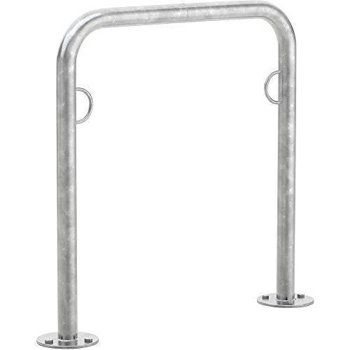 WSM Fahrradanlehnsystem TRUST11, Stahlrohr verzinkt, VE 1 Stück - Fahrradständer und Fahrradhalter bicycle stands holders