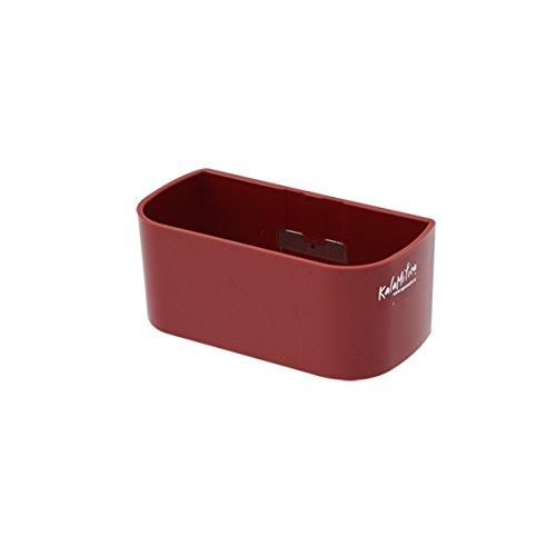 Kalamitica 64016 – 201 – 001 Ablagekorb Magnetverschluss, Rot, 12 x 6 x 6 cm 64016-201-001