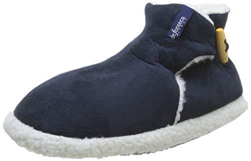 De Fonseca Trento P M20, Pantofole a Collo Alto Uomo, Blu Scuro), 45 EU