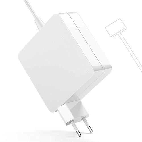 Kompatibel mit Mac Book Air Ladegerät, Ersatz 45W Mags Safe 2 Magnetische Tip-Netzteil-Ladegerät für Mac Book Air 11-Zoll 13-Zoll - Mitte 2012, 2013, 2014, 2015, 2017 2018 Modelle A1465 A1466