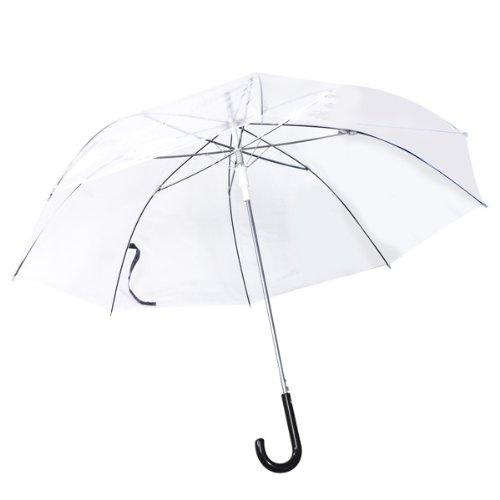 FRPビニール傘 黒 65cm