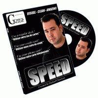 Mickaël Chatelain Speed + DVD (Bicycle Dos Bleu)